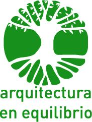 Logo ARQUI EN EQUILIBRIO outline